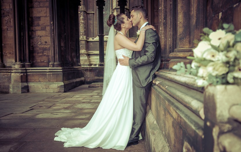 The Old Palace and Judges Lodgings Lincoln Wedding | Sammy & Alan