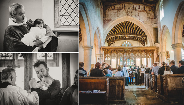 Christening Photography in Lincolnshire
