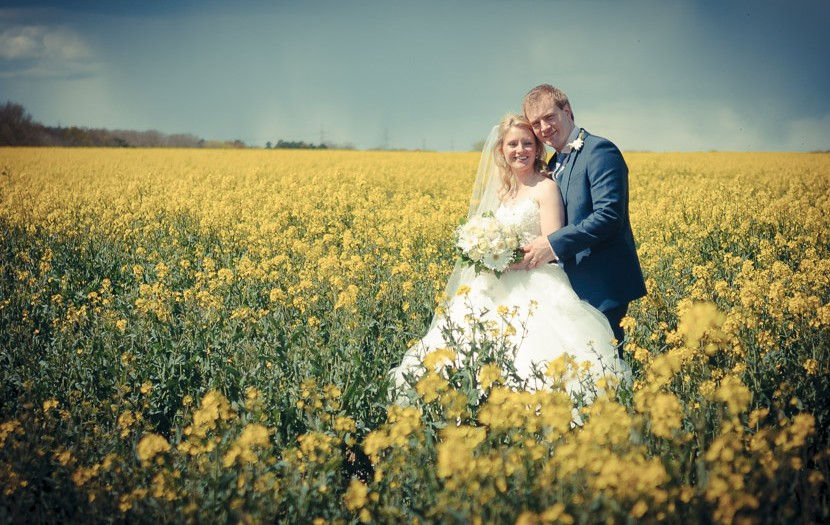 The Finch Hatton Arms Ewerby Wedding | Laura & Adam
