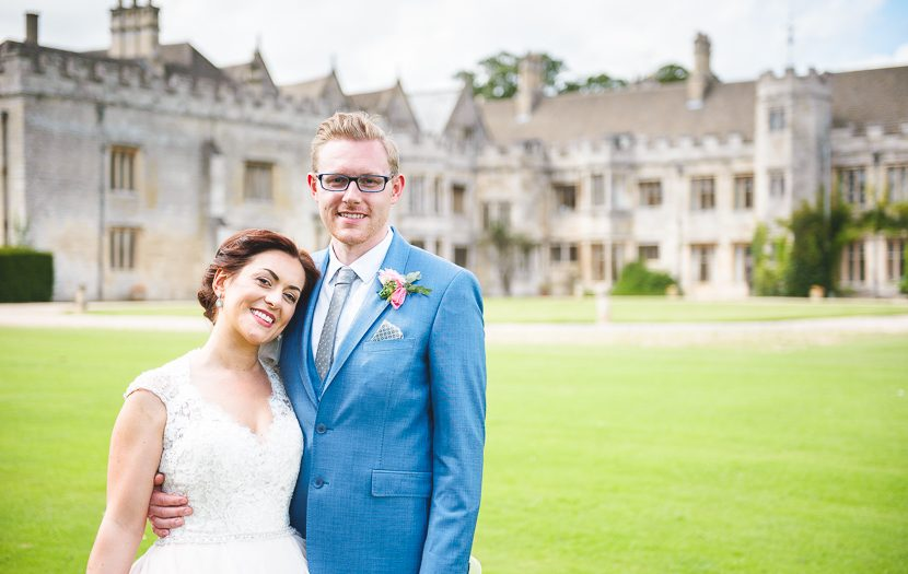 Irnham Hall Wedding | Joanne & Luke