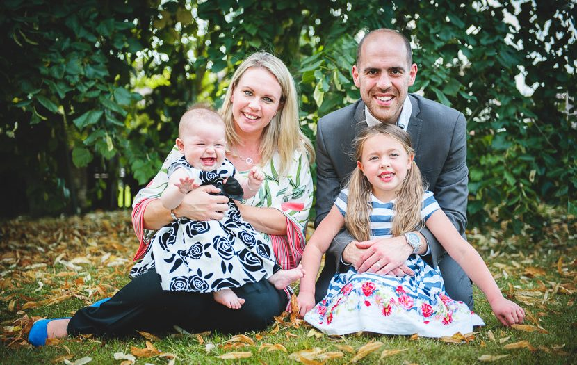 Cranwell Church Christening | Iris Roberts