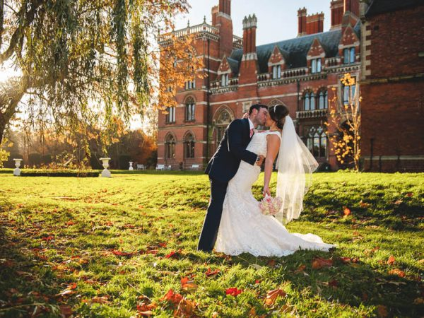 Kelham Hall Wedding | Jenny & Tom