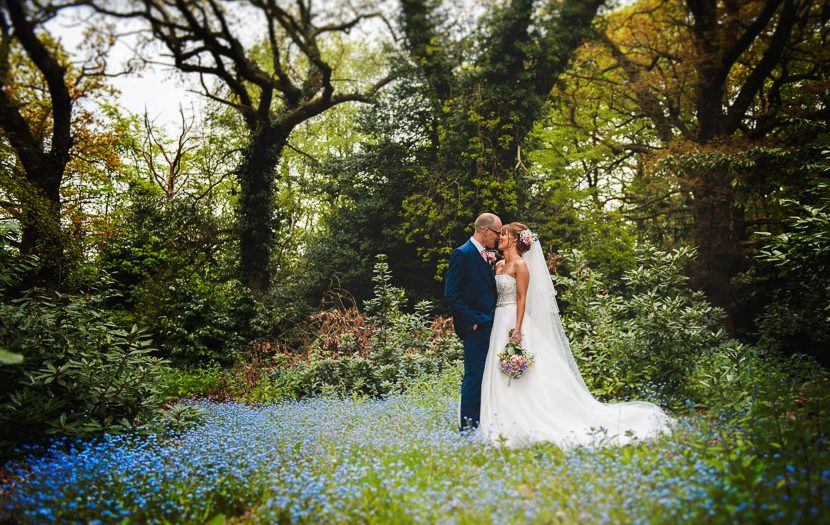 Woodhall Spa Manor Wedding | Naden & Paul