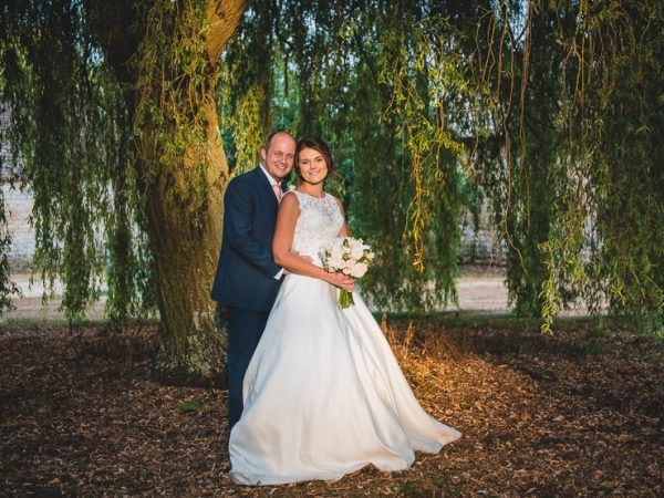 Irnham Hall Wedding | Tanya & John